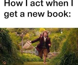book, adventure, and funny image