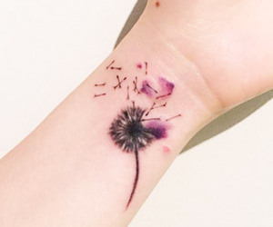 colour, dandelion, and girly image