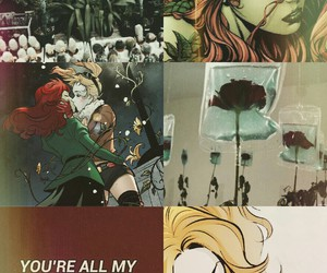 harley, ivy, and poison image