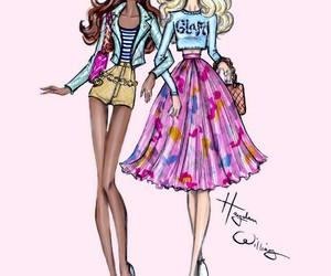 barbie, hayden williams, and pink image