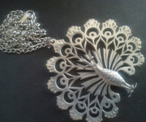 etsy, statement jewelry, and 1950s jewelry image