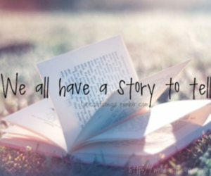 story, book, and quotes image