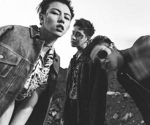 block b, u-kwon, and bastarz image