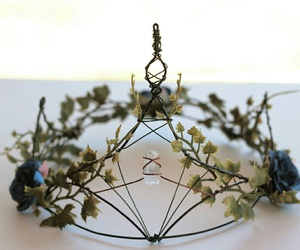 crown, nature, and crystal image