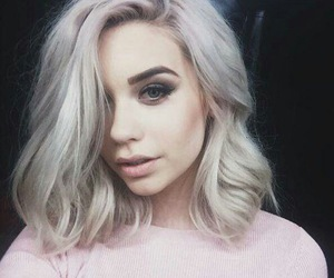 hair, amanda steele, and makeup image