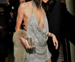 dress, kylie jenner, and fashion image
