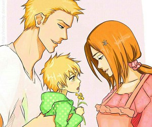 anime, bleach, and ichihime image