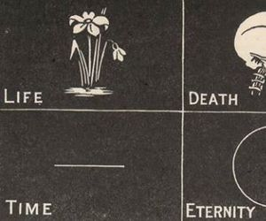 life, death, and eternity image