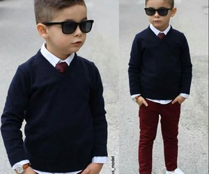 child and style image