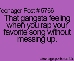 rap, teenager post, and song image