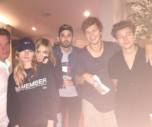 Harry Styles, one direction, and ansel elgort image