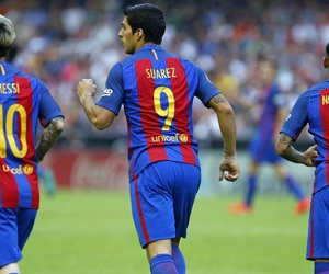 Best, msn, and fc barcelona image