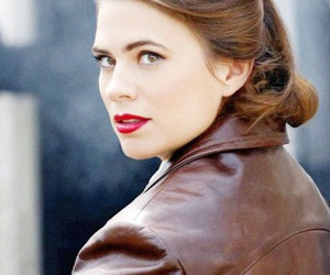 Marvel, peggy carter, and agent carter image