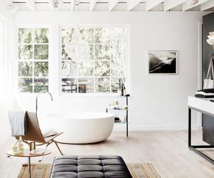 bathroom and minimalist image