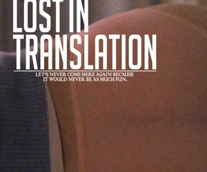 body, Dream, and lost in translation image