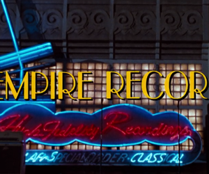 90s, Empire records, and movie image