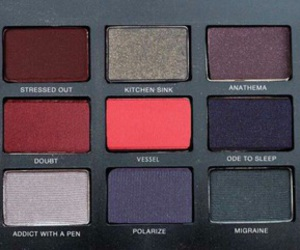 dark, Dream, and eyeshadow image