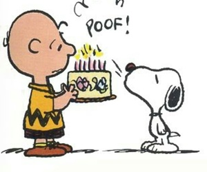 candle, happy birthday, and poof image