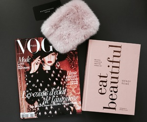 book, fluffy, and fur image