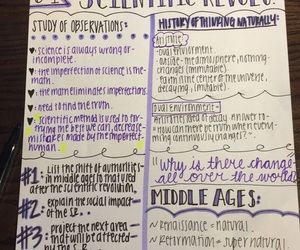 handwriting, hard work, and studying image