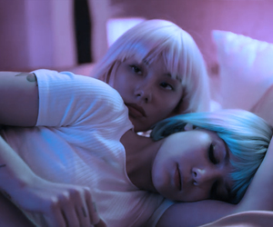 halsey, ghost, and girls image