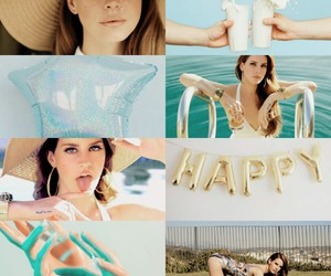 aesthetic and ️lana del rey image
