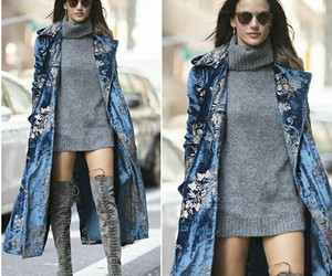 alessandra ambrosio, angel, and boots image