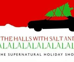 christmas and supernatural image