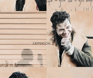lockscreen and Harry Styles image