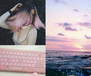 pink, wallpaper, and homescreen image