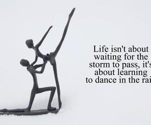 ballerina, ballet, and life image
