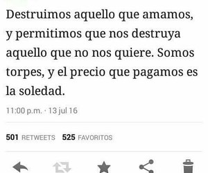 amor, frases, and twitter image