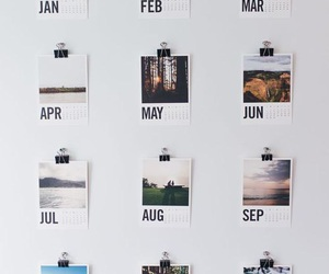 month, calendar, and photography image