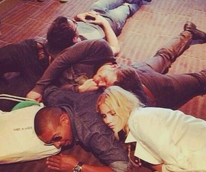 The Originals, claire holt, and marcel image
