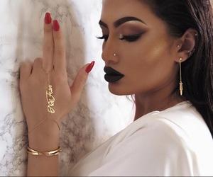 fashion, makeup, and hairs image
