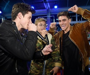 shawn mendes, jack and jack, and boy image