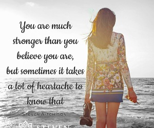 heartache and strong image