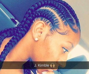 braids, cornrows, and goals image