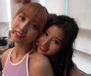 kpop, twice, and momo image