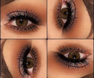 amazing, eyelashes, and lipstick image