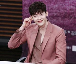 lee jong suk and w image