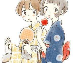 anime girl, kawaii, and custom image