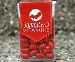vampire and vitamins image