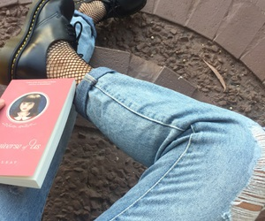 docs, doc martens, and poetry image