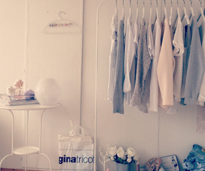 clothes, light, and room image