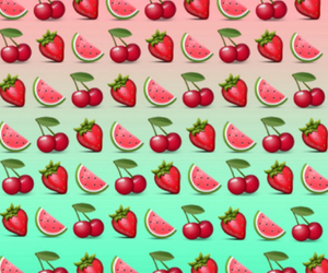 background, cherry, and colorful image