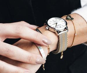 beaty, bracelets, and jewelry image