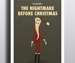 posteritty, minimalmovieposters, and christmas image