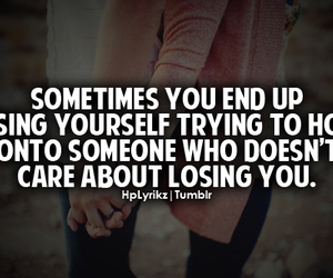 end, love quotes, and Lyrics image