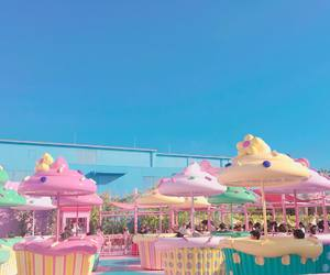 pastel, colors, and pink image